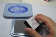 embossing-glue